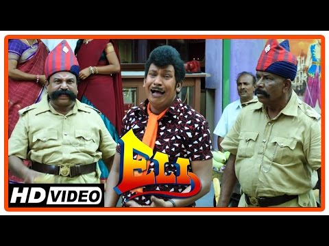 Eli Tamil Movie | Scenes | Comedy | Vadivelu And Gang Trick A Jeweler | Sadha | Vengal Rao