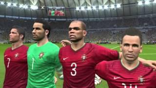 PES2016: Maracanã Stadium intro (Brazil vs Portugal)