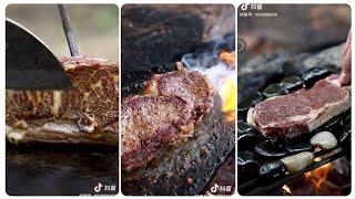 Thịt Bò Nướng Đá ,Bò Áp Chảo - Ẩm Thực Nướng Đá