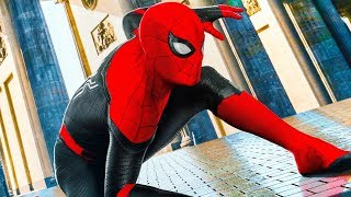 Spider-Man Far From Home NEW SUIT Trailer