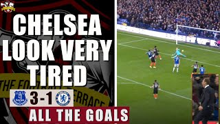 Everton 3-1 Chelsea All The Goals Show | Is the honeymoon OVER for Frank Lampard