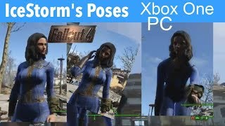 Fallout 4 Xbox One/PC Mods|IceStorm's Poses