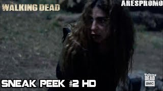 "The Walking Dead 10x04 Sneak Peek #2 Season 10 Episode 4 [HD] ""Silence the Whisperers"""