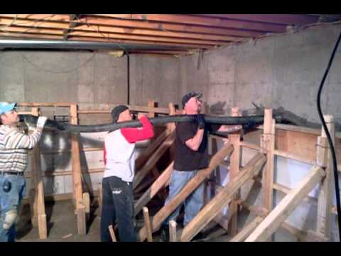 Crawl Space Basement Conversion Denver Youtube