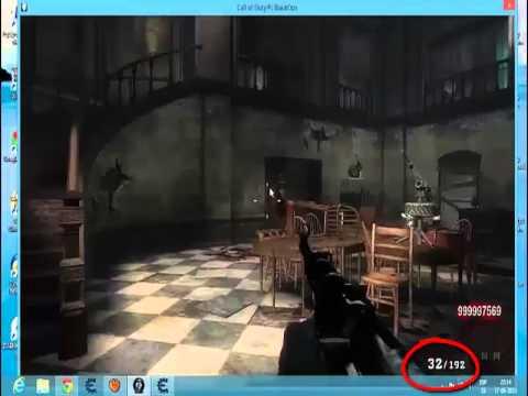 Munición Infinita y Mucho dinero Call Of Duty Black Ops Zombies Individual