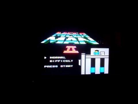 Mega Man 2 - Game Genie Music
