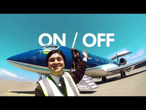 On/Off - Azerbaijan Airlines & Silk Way