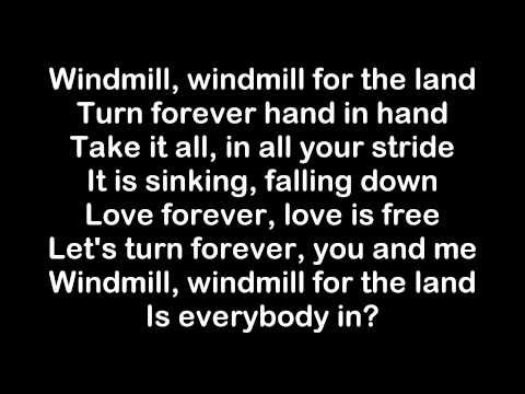 Gorillaz ft. De La Soul - Feel Good Inc. [HQ & Lyrics]
