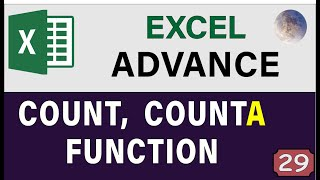 Using COUNT Function and COUNTA Function In Excel ✍️ Microsoft Excel For Accounting | Tips & Tricks