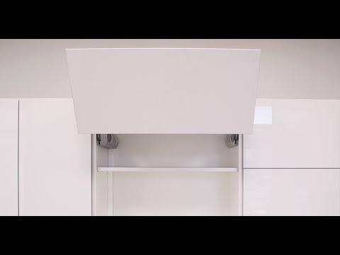 Blum Motorized Door Youtube