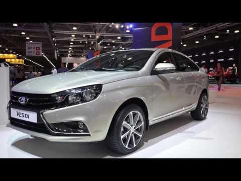Lada Vesta Exclusive новости