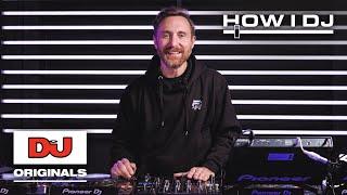 David Guetta on his hybrid DJ setup, key sync & creative use of FX   How I DJ, powered by Pioneer DJ