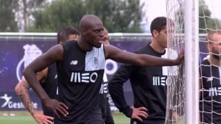 Futebol: Treino 01/07/16