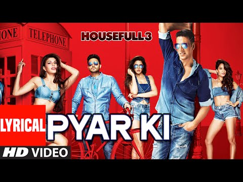 Pyar Ki Full Video Song with Lyrics |...