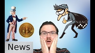 Cryptocurrency News - Pay Taxes in Crypto & BitGrail Nano Hack