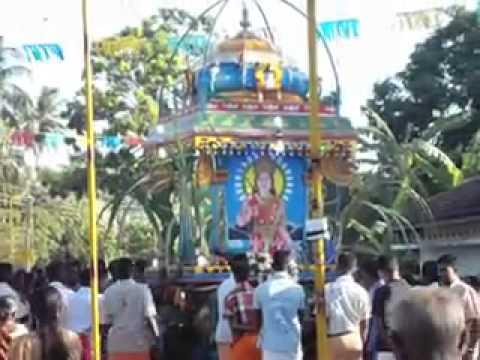Thambiluvil Kannaki amman -  அம்மன் ஊர்வலம் -2