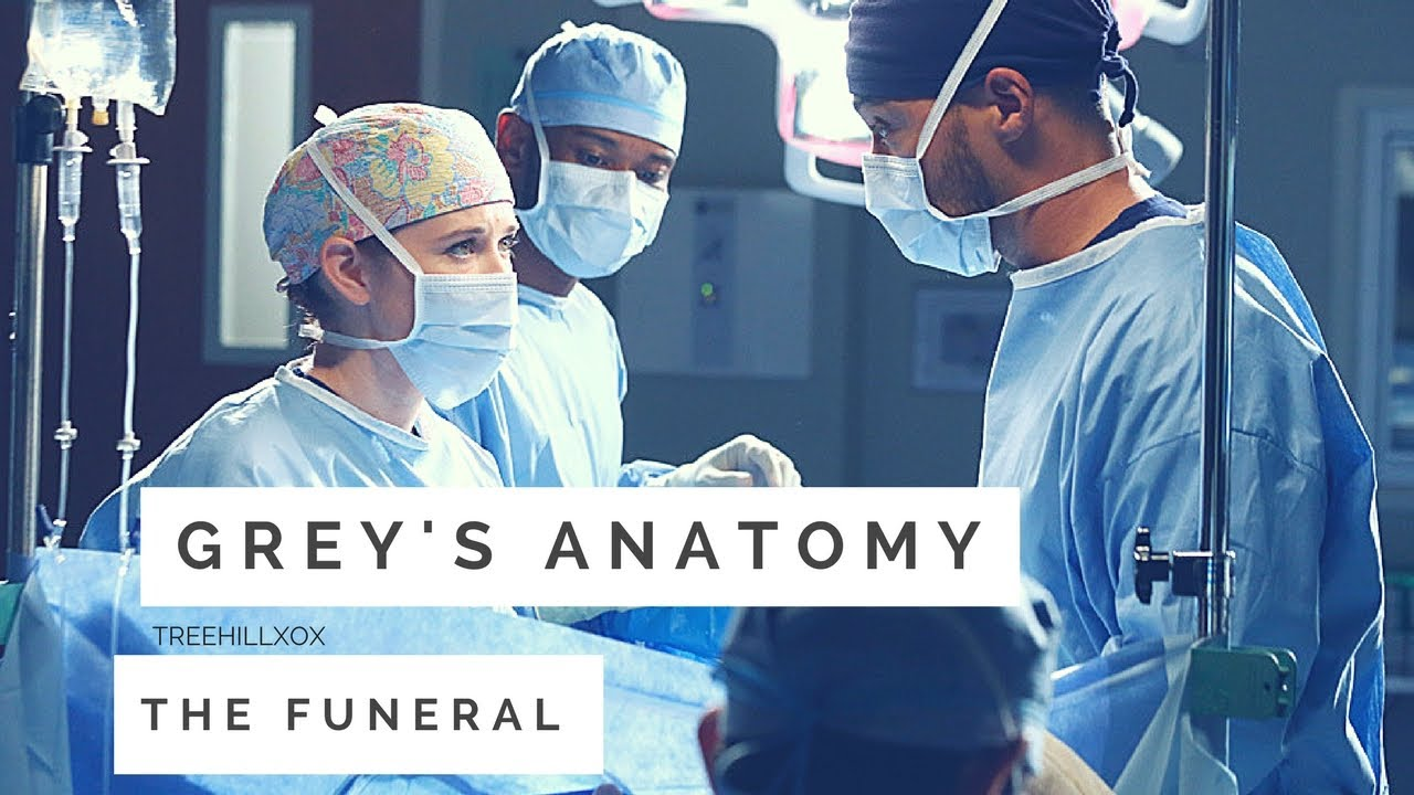 Grey\'s Anatomy || The Funeral - YouTube