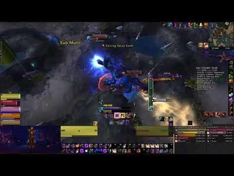 7.2.5 Eye of Azshara + 20, Rogue PoV