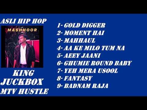 KING -MTV HUSTLE ALL PERFORMANCE SONGS | JUKEBOX MTV HUSTLE | KING ROCO