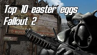 Top 10 Easter Eggs | Fallout 2 [Br]