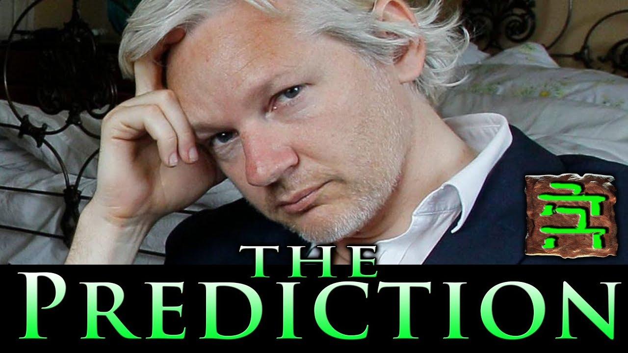 Julian Assange: the Assange Prediction, Roger Stone & Donald Trump