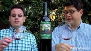 2012 Toucan Wines Old-Vine Carignane Evangelho Vineyard Delicious And Well Made California Red Wine