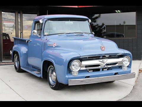 1956 ford pickup for sale youtube. Black Bedroom Furniture Sets. Home Design Ideas