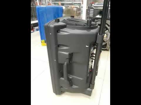 Ремонт чемодана своими руками - YouTube