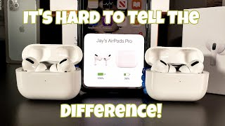Airpods Pro Clone/Replica [Latest of April 2020] - Now with all the sensors and features!
