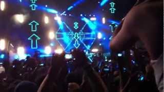 Live Ultra Music Festival 2012 David Guetta - Titanium