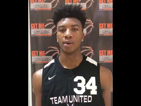 Rico Walker (Team United/Hickory HS/Hickory, NC) 2023 6'3 PF