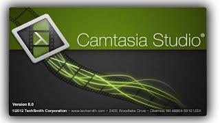 Видеоурок по работе с программой Camtasia Studio