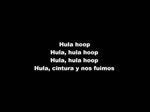 Daddy Yankee  Hula Hoop Letra