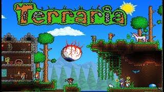 Террария  #1 Обзор игры Terraria