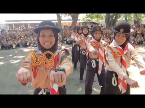 JUARA SATU YEL PRAMUKA TERBAIK LT 2 KEC. SURADADI KAB. TEGAL Minggu, 28 10 2018 Part 7 SPENSURA
