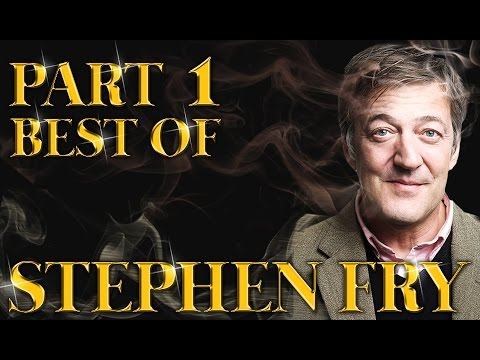 Best of Stephen Fry Arguments And Comebacks Part 1