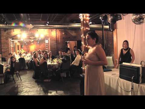 Freelance Wedding Video @ Cross & Crown Lutheran Church