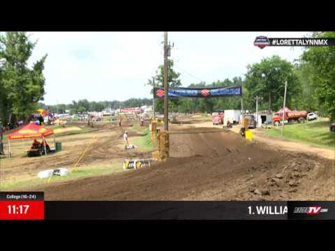 College (16-24) - Moto 2 - Loretta Lynn's Remastered 2015
