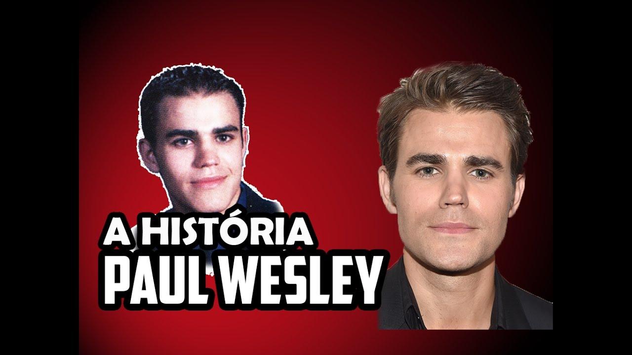 A HISTÓRIA - PAUL WESLEY
