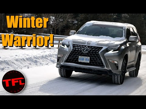 Is This the Ultimate Luxury Off-Road SUV? 2020 Lexus GX460 Deep Dive Review