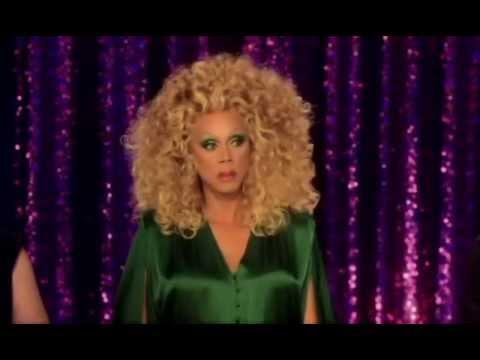 Rupaul's Drag Race - Vote Or Gag - Obama Vs Romney