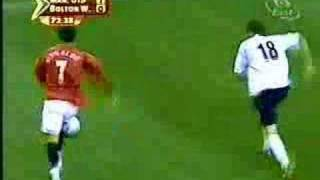 Cristiano Ronaldo Debut