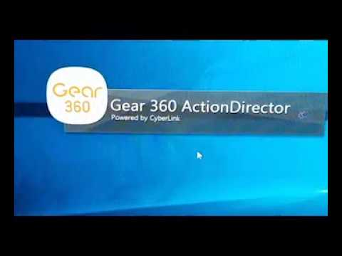 gear 360 actiondirector product key
