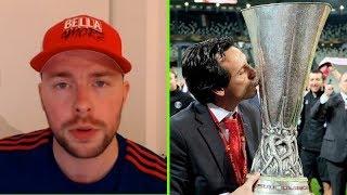 """Arsenal will win the EUROPA LEAGUE""! Napoli 0-1 Arsenal"