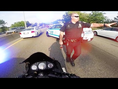COPS VS BIKERS 2017 - Good Police?! Bad Police?! You Decide!! [Ep.#42]