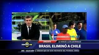 Chile eiliminado de Brasil 2014 - Comentario de Manuel de Tezanos Pinto
