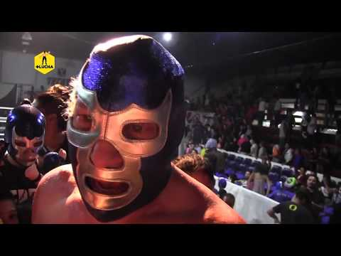 """Blue Demon Jr: """"Va en serio el reto de máscaras con Wagner"""""""