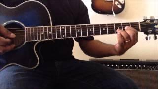 Hiu Bhanda Chiso - Guitar Lesson