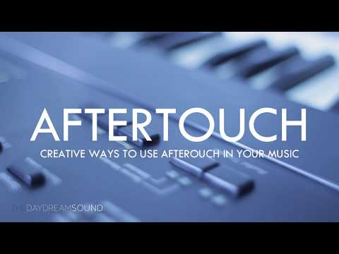 Using Aftertouch With Your Sampler