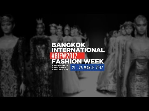 Bangkok International Fashion Week 2017 - La-Boutique